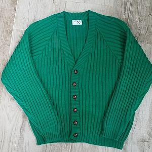 Vintage Benetton Chunky Cardigan